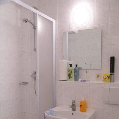 Zimmer - Badbereich