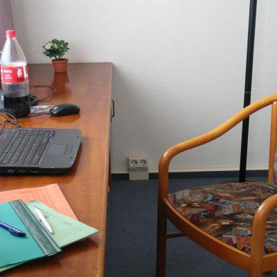 Zimmer - Lernbereich