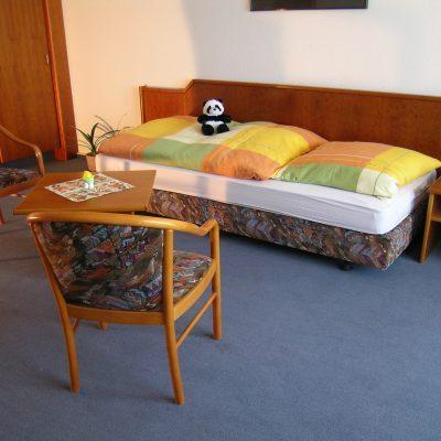 Zimmer - Schlafbereich